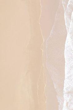 Aerial view of beige beach | free image by rawpixel.com / busbus | Simple iphone wallpaper, Neutral wallpaper, Beige wallpaper
