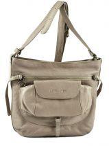 Deze elegante handtas van Lancaster kan u dragen bij verschillende gelegenheden. De neutrale kleuren zorgen er voor dat de tas bij iedere outfit past.