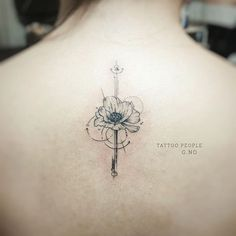 poppy tattoo minimal - Cerca con Google