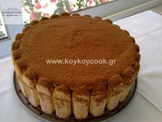 Sweets Recipes, Cookie Recipes, Desserts, Greek Recipes, Italian Recipes, Greek Sweets, Appetisers, No Bake Cake, Food Network Recipes