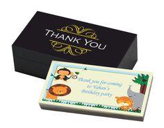 Birthday Return Gifts Jungle Theme 10 Box