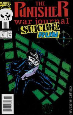 Punisher War Journal (1988 1st Series) 63