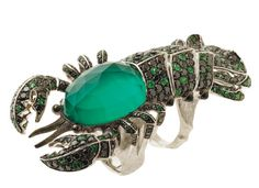 """Eclectic Jewelry and Fashion: Fine Jewelry: """"Animal Luxe"""""""