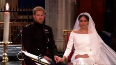 Meghan Markle and Prince Harry wed in glittering ceremony!