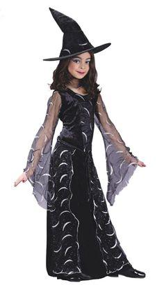 Kids Sorceress Costume