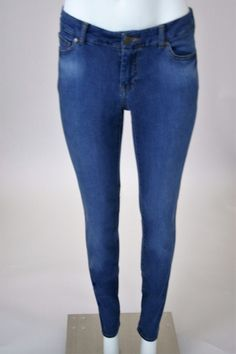 New Ladies straight leg blue jeans White Stuff RPP £49.99 #WHITESTUFF #StraightLeg