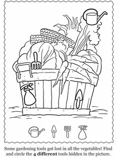 Sesame Street Search-and-Find In the Garden Activity Book