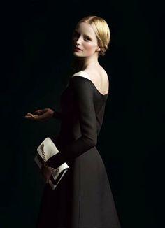 Valentino Fall ~ sweet simplicity.