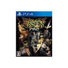 PS4 Dragons Crown Pro regular version Brand New Pre Sale Playstaytion4 Sony  #NA