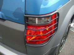 honda element taillight gaurds