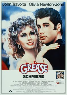 Grease..i kno its not 90s but I love this movie