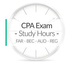 n general, it's recommended that CPA candidates study for hours for the CPA exam in total in order to ensure they pass. Essentially, this equates to Accounting Exam, Cpa Exam, Accounting And Finance, Cpa Review, Exam Motivation, Exams Funny, Student Binders, Exam Day, Bookkeeping Business