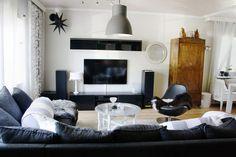 Livingroom // tine k // reunion home //ikea // marrakesh // gammal och nytt //