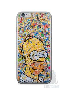Capa Iphone 6/S Homer Simpson Comic Books