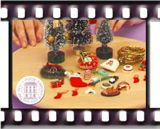 Decorating your dolls' house for Christmas - video by The Dolls House Emporium