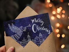 Holiday Mailer 2010 on Behance