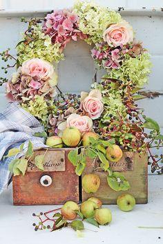 Flowerwreth