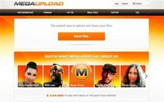 Megaupload founder to launch a new file sharing website File Sharing Website, Kim Dotcom, Skateboard Parts, Money Laundering, Le Site, The Good Old Days, News Today, Tech News, Decir No