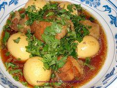Vietnamese Carmelized Pork with Egg (THIT KHO)
