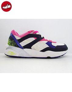 low priced 0d8de f75c8 Puma Trinomic R698 Sport women Sneaker Schuhe 357331 01 weiß damen,  Schuhgröße EUR 38