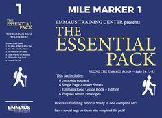 Mile Mark 1 – The Essential Pack