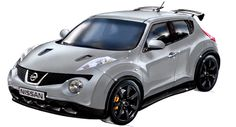 "Nissan Juke Twin Turbo with GTR Engine Called ""Super Juke"""