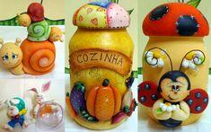 Arte & Cia - Belo Horizonte - Cursos de Artesanato em Madeira, Pintura Country: Curso de biscuit!!!!