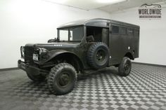 1954-Dodge-Power-Wagon