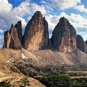 Trentino Dolomites, Italy