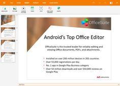 OfficeSuite 9 Pro + PDF Premium APK v9.1.9722 (Unlocked) - https://app4share.com/officesuite-9-pro-pdf-premium-apk-v9-1-9722-unlocked/ #officesuitepro #officesuiteproapk