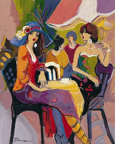 Art et Cancrelats: Isaac Maimon