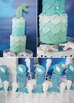Trend Alert: Fin-tastic Mermaid Parties! // Hostess with the Mostess®