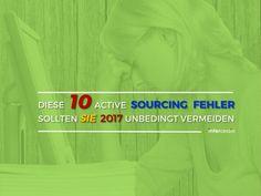 Die 112 Besten Bilder Von Active Sourcing