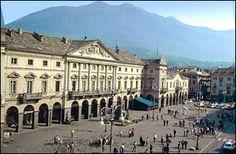 Aosta. Centro