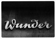 Wunder (n.) • miracle [German]