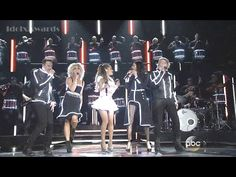 Last night in Nashville - Little Big Town - Day Drinking & Ariana Grande (Bang Bang) CMA's 2014 Totally amazing performance. Country Music Videos, Country Music Singers, Country Artists, Ariana Grande Bangs, Song Images, Little Big Town, Cma Awards, Ariana Grande Pictures, Sing To Me