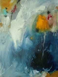 "Saatchi Online Artist: corinna wagner; Mixed Media, 2013, Painting ""place of refuge"""