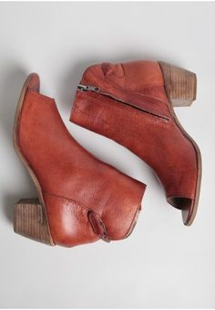 Folk Ankle Booties By Matisse | Modern Vintage Shoes | Ruche