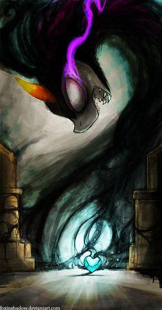 Crystal Heart will be mine! by FoxInShadow.deviantart.com