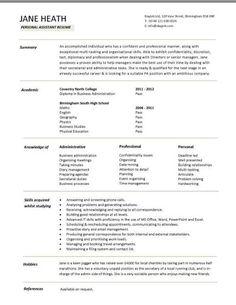 creative student resume examples httpwwwresumecareerinfocreative