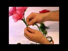 Artesanato - Meia de Seda - Parte 2 - YouTube