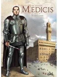 Médicis 04 - Cosme 1er - Des miettes au festin