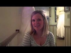 Bride Falls for Matthew Christopher Wedding Dress at Chicago Bridal Shop