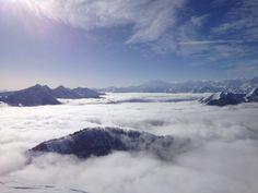 La Val Vigezzo è un enorme cappuccino