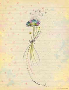 Flor #Primavera por Amanda Mol