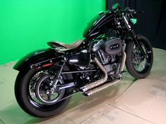 Harley Davidson Nightster - The Nightster is such a good lookin bike!