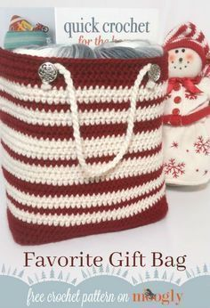 Free Crochet Patterns for Purses and Bags - FiberArtsy.com