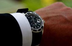 Rolex Submariner 16610 & Nato