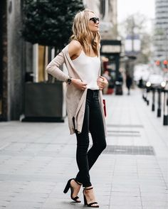 Effortless & Chic - My cami and cardigan are both under $80 - love pairing the two together for spring! //  Shop this pic via screenshot with the new LIKEtoKNOW.it app @liketoknow.it http://liketk.it/2qIUl #liketkit