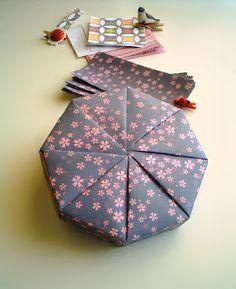 New Origami Box